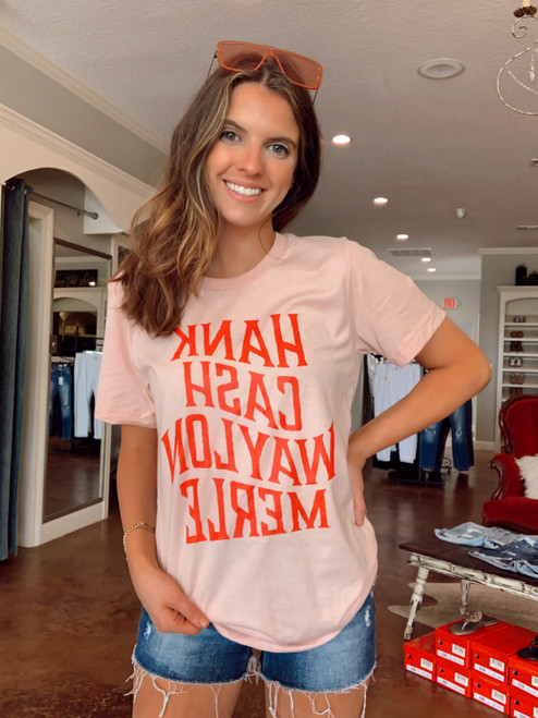 Country Star Tee