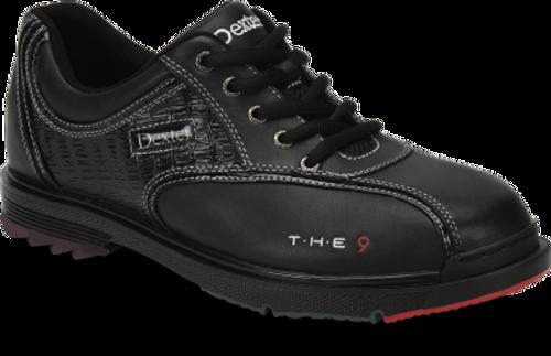 Dexter THE 9 Mens Bowling Shoes - Black/Croc