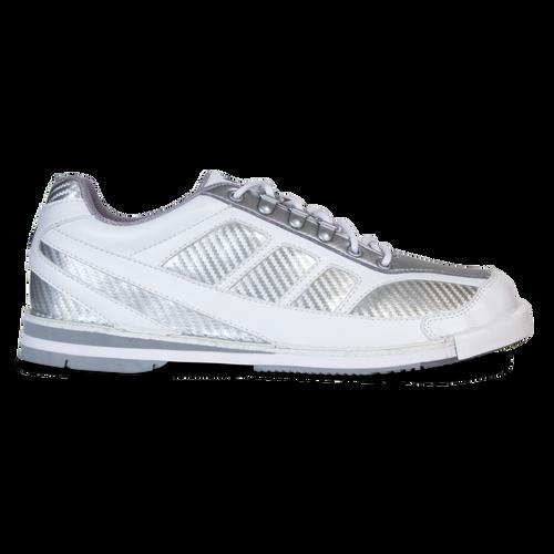 Phantom - White/Silver Carbon Fiber - Right Handed