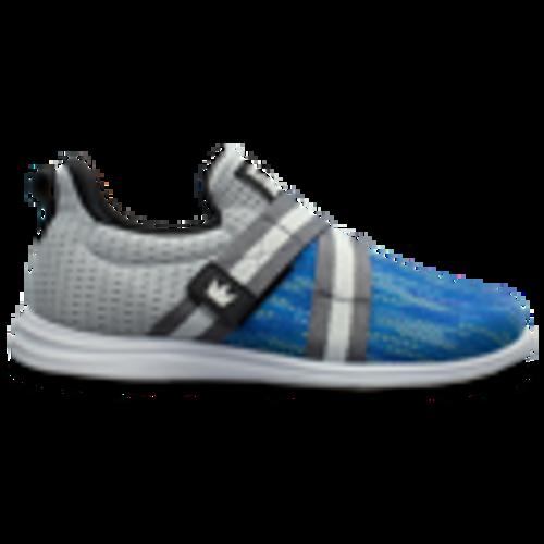 Versa Women's Bowling Shoes - Blue/Silver