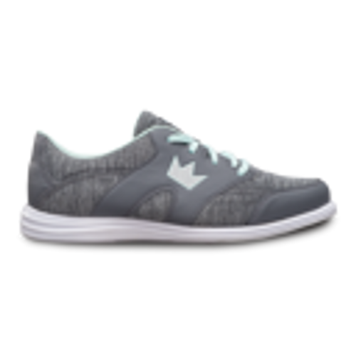 Karma Sport - Grey/Mint Women's Bowling Shoes