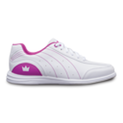 Mystic Youth -White/Fuchsia