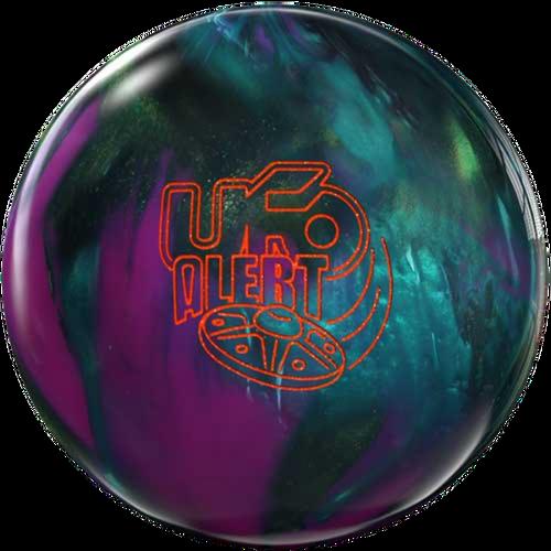 UFO Alert Bowling Ball