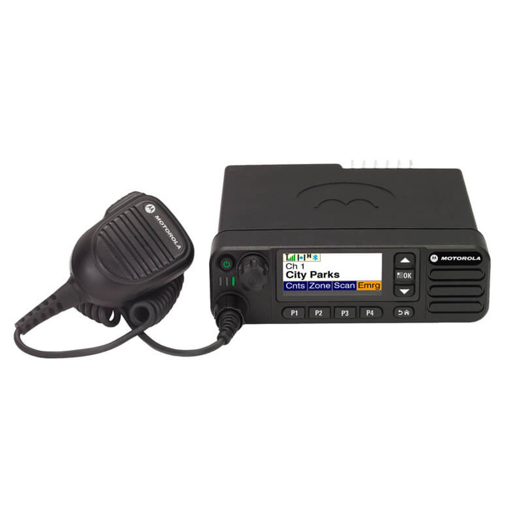 Motorola - XPR 5550