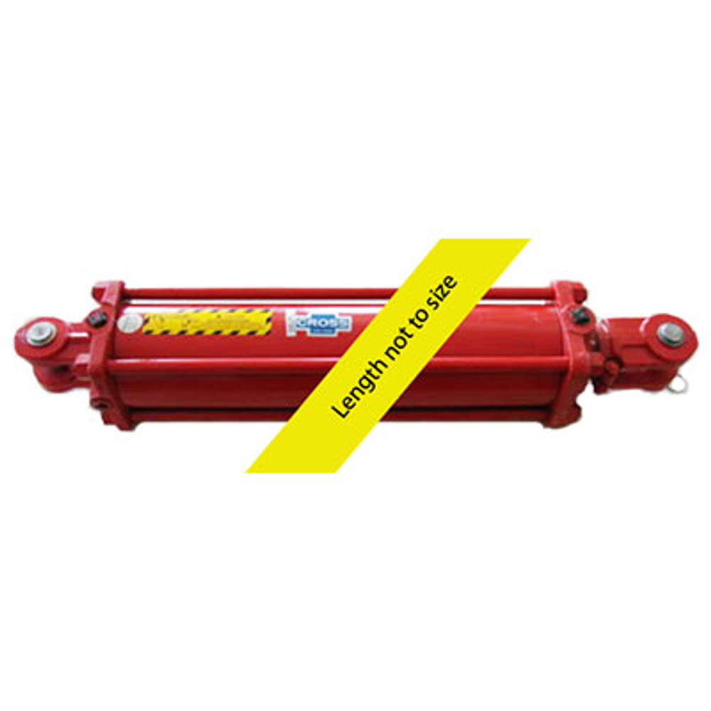 Cross Manufacturing 424 DB Hydraulic Tie Rod Cylinder