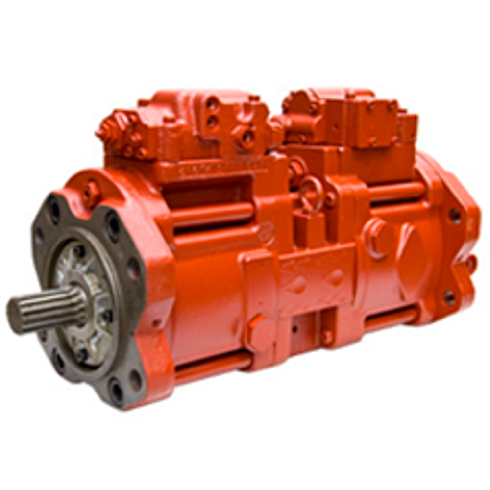 K3V112DT-15TR-2N69  Pump for Prentice Loader