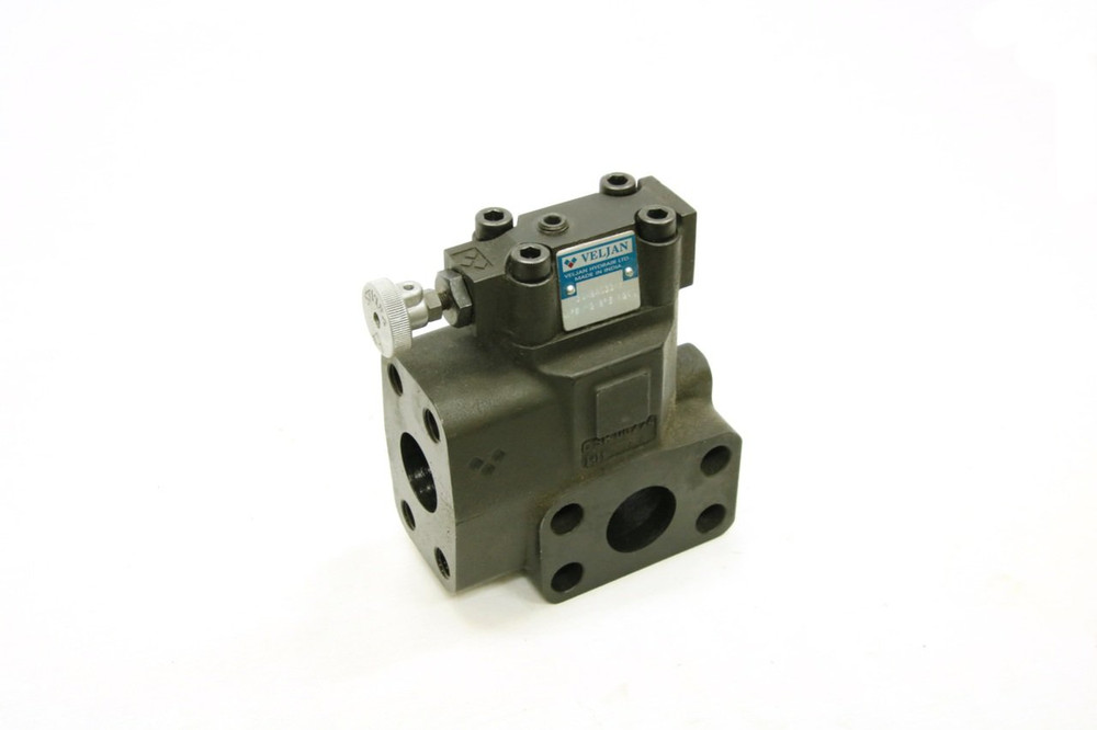 VR5V-12-615-12-A1 Pilot operated pressure relief valve