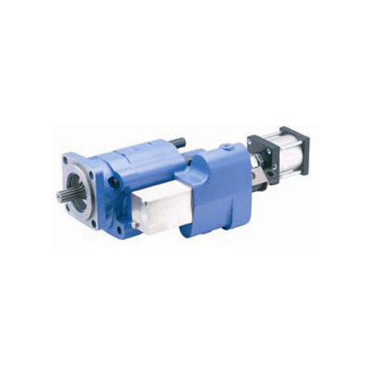 Permco Dual Pressure Relief Dump Pump Gemini DG-20-Z-L-AS-25/32