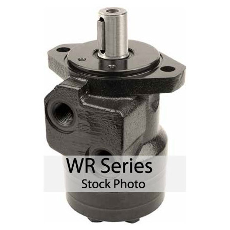 White Drive Hydraulic Motor 255160F3110AAAAA