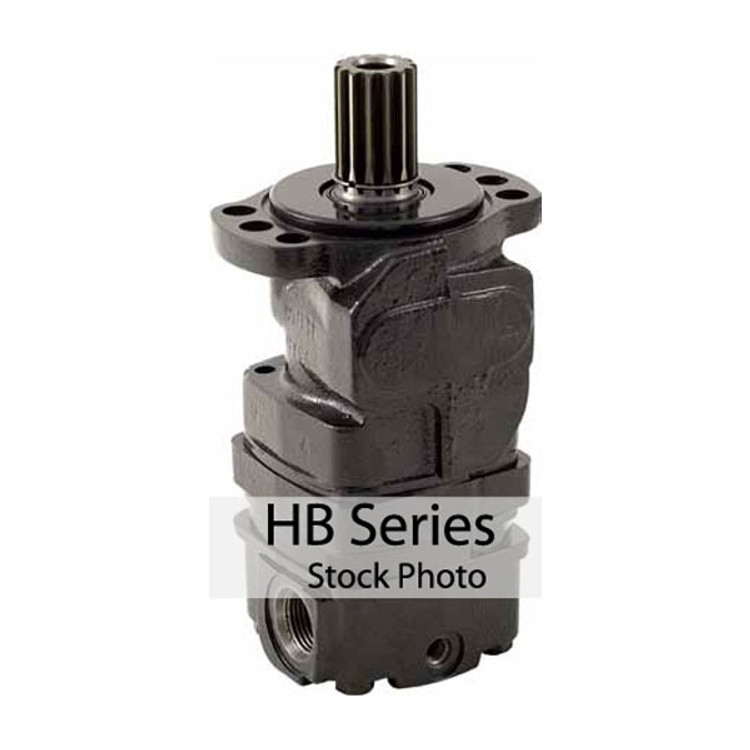 White Drive Hydraulic Motor 300300A7122ABBAB
