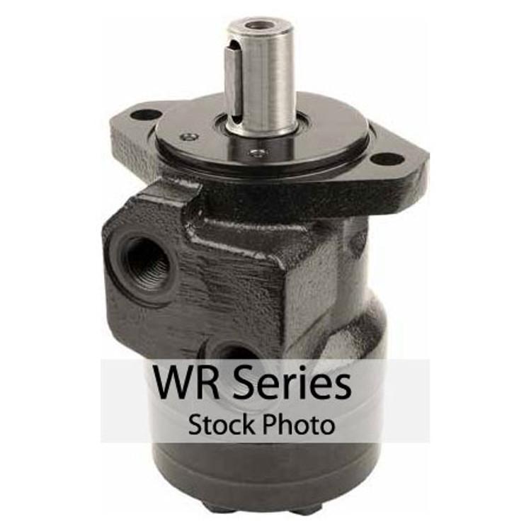 White Drive Hydraulic Motor 255130F3010AAAAA
