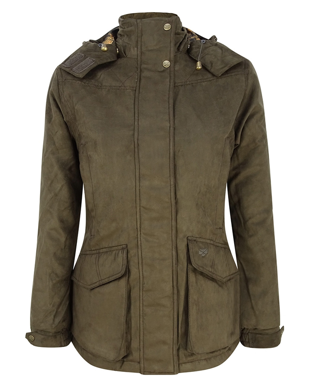 Hoggs of Fife Womens Hunting Jacket