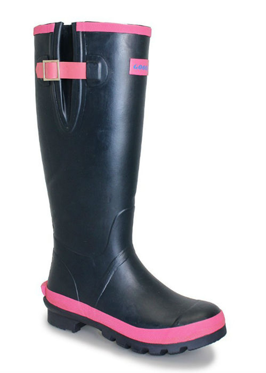 779073d59dbfc Goodyear Loch Ladies Wellington Boots