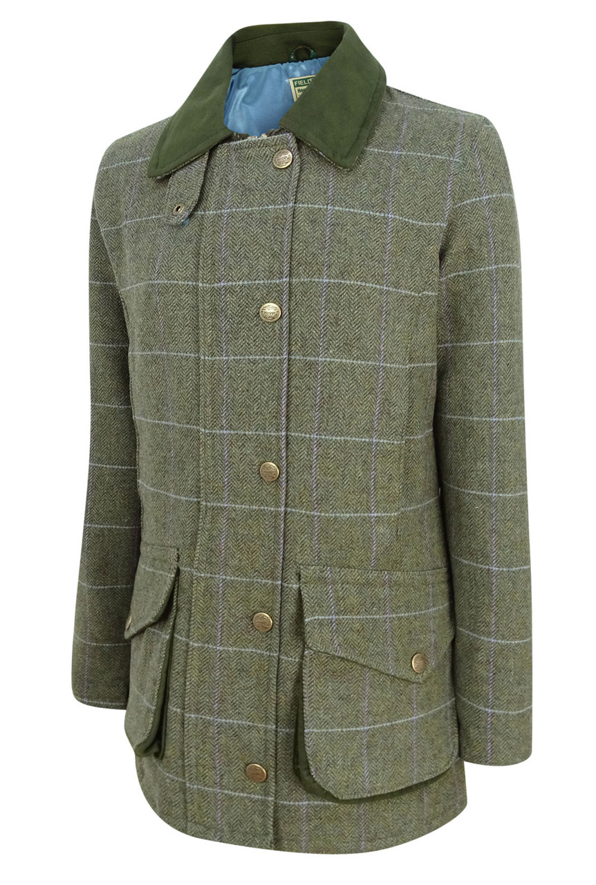 Hoggs of Fife Albany Tweed Coat Review