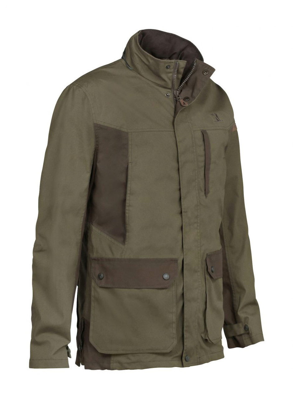 Percussion Normandie Trousers Khaki Waterproof Country Hunting Shooting