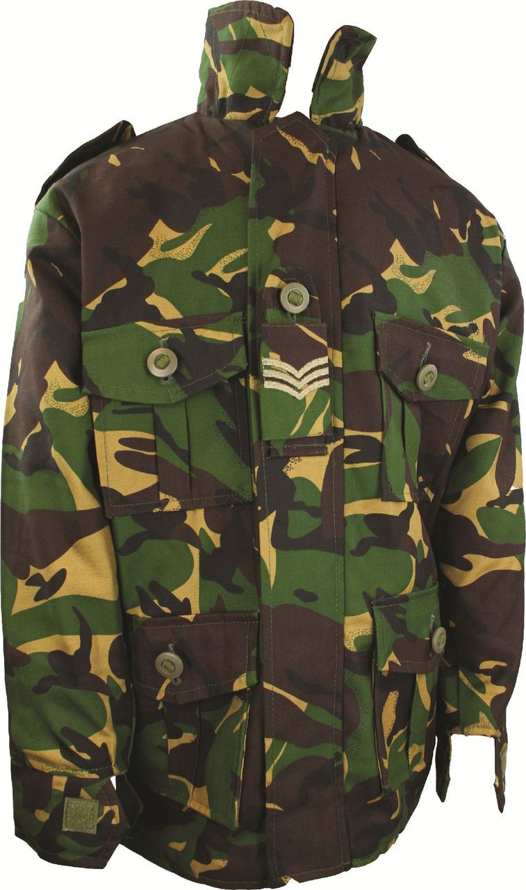 f5ad7e1bd Kids Combat Jacket