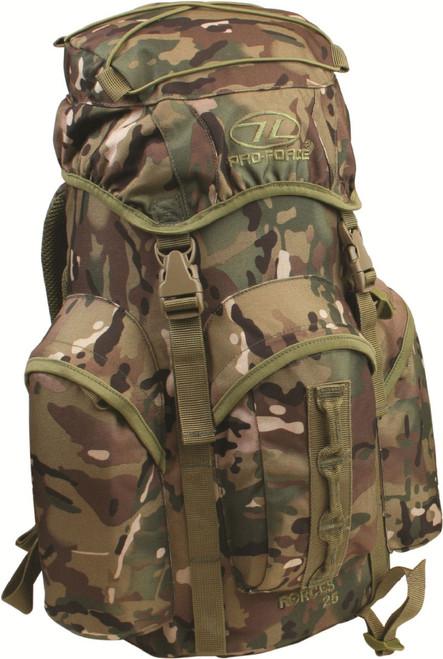 Highlander New Forces HMTC 25 litre Rucksack