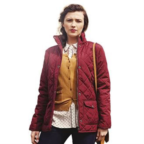 Laides Lightweight Quilted Jacket