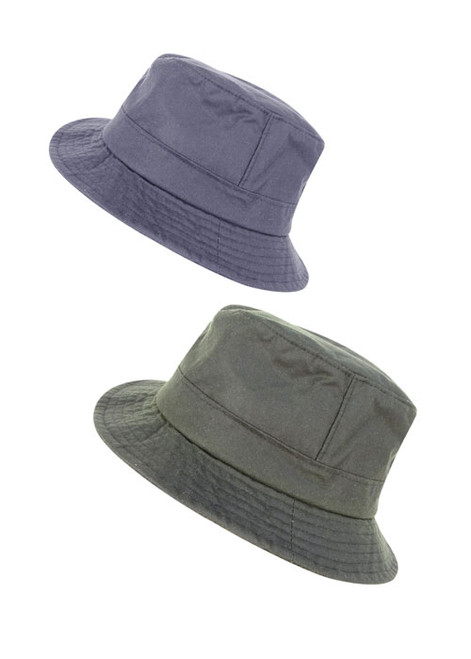 Hoggs of Fife Wax Bush Hat