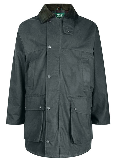 Hoggs of Fife Woodsman Wax Jacket