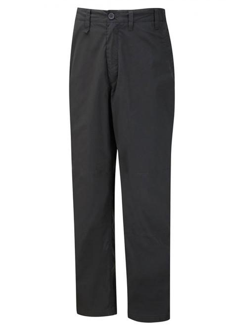 Craghoppers Kiwi Walking Trousers - Black Pepper