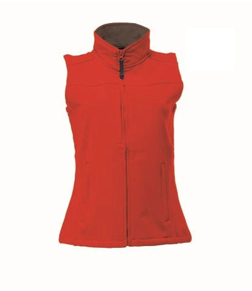 Women's Softshell Bodywarmer