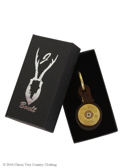 Shooting Gifts - Leather Keyring