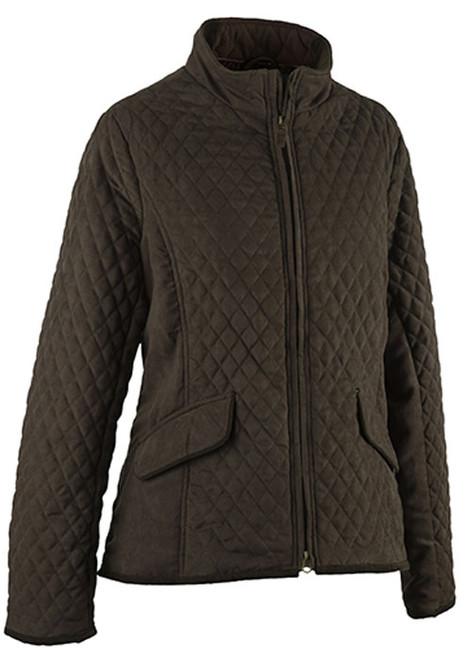 Hoggs ladies quilted jacket