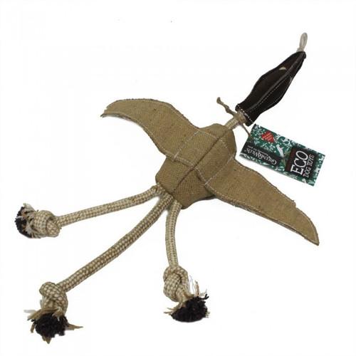 Eco-friendly dog toy