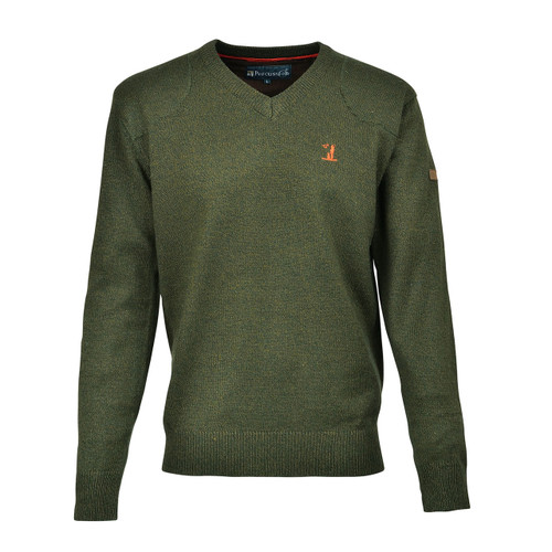 Percussion V-Neck Sweater