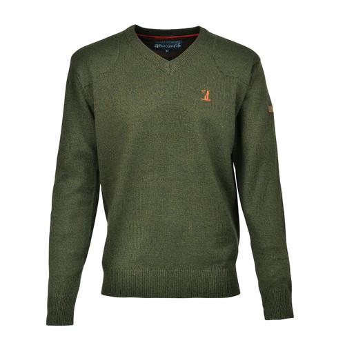 Percussion V-Neck Sweater
