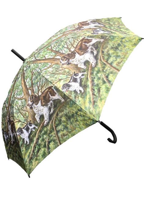 Springer Spaniel Dog Umbrella