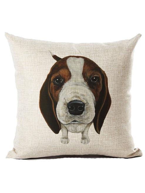 Beagle Cushion Cover