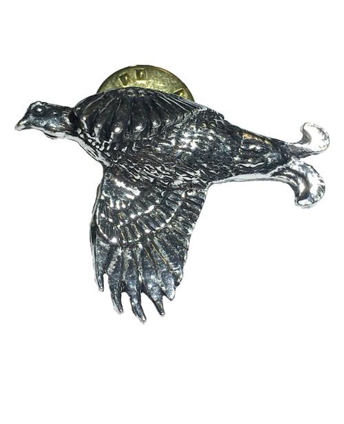 Black Grouse Pin