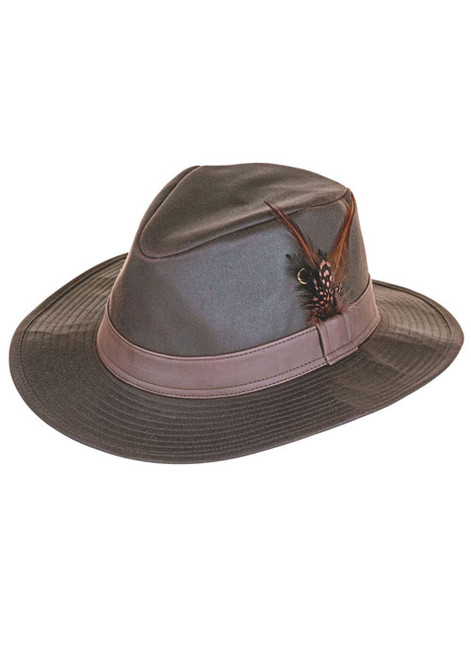 f43b5c5d83275 Rambler Trilby Waxed Hat | Country Clothing and Outdoor Wear