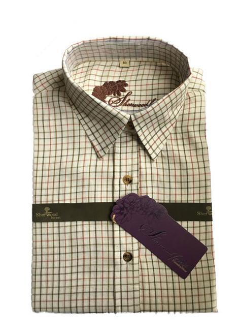 Sherwood Forest Bayfield Check Shirt
