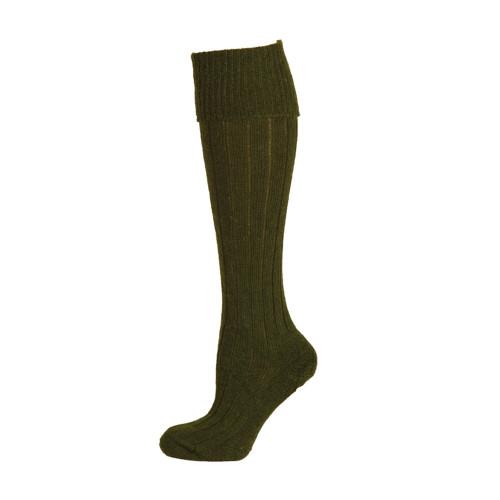 Corrymoor Mohair Woodlander Sock