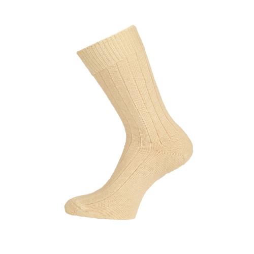 Mohair Socks - Natural