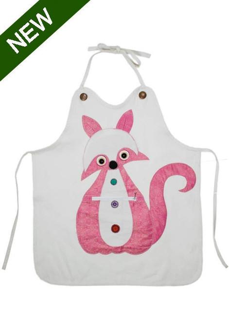 Ragworks Sari Big Chef Fox Apron