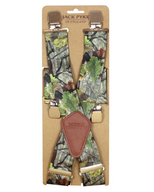 Camouflage Braces