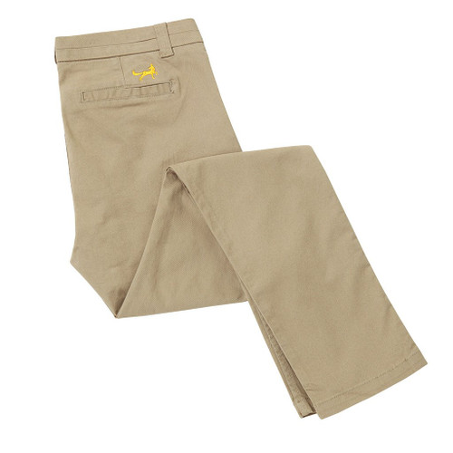 Asquith & Fox Women's Chino Trousers - Khaki