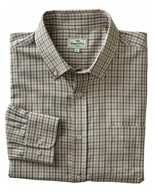 Hoggs of Fife Upton Check Shirt