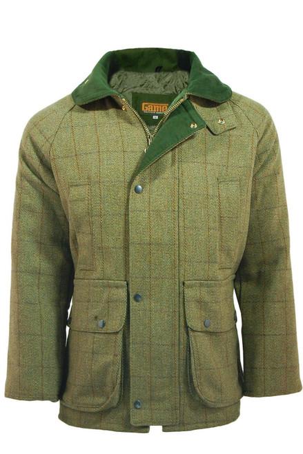 Mens Derby Tweed Jacket