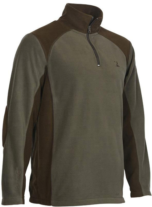 Percussion Fleece Top