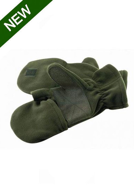 Percussion Fleece Hunting Mitts