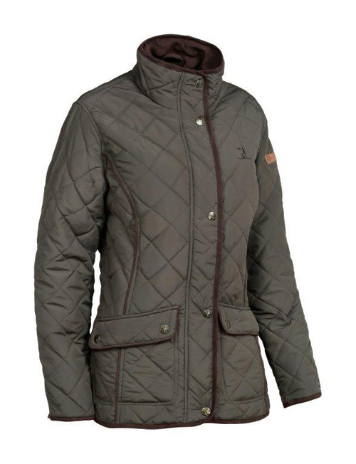 Percussion Stalion Quilted Jacket