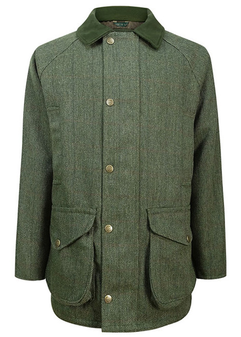 Hoggs of Fife Helmsdale Waterproof Tweed Jacket