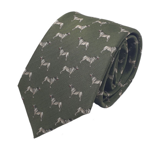 Bonart Tie Dog Design