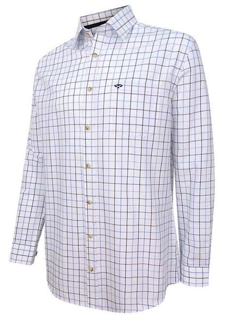 Hoggs of Fife Viscount Check Shirt