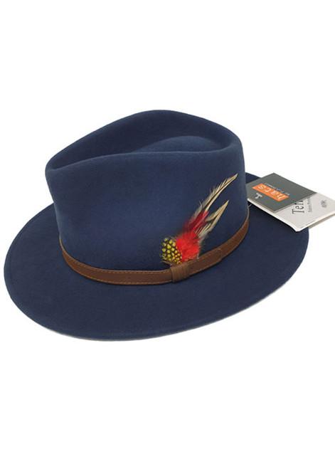 Crushable Felt Hat
